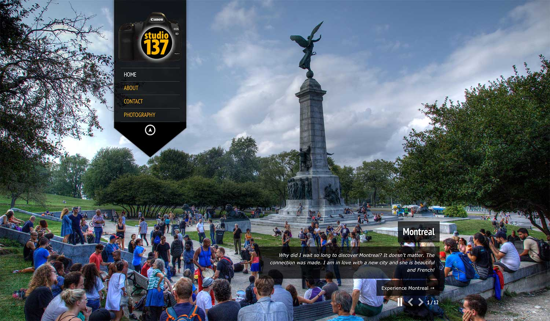 Studio 137 Photography Website – Willworks Design Solutions